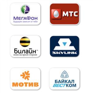 Операторы сотовой связи Казачинского