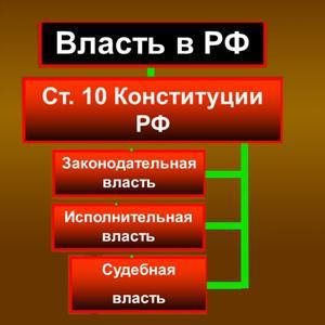 Органы власти Казачинского