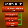Органы власти в Казачинском
